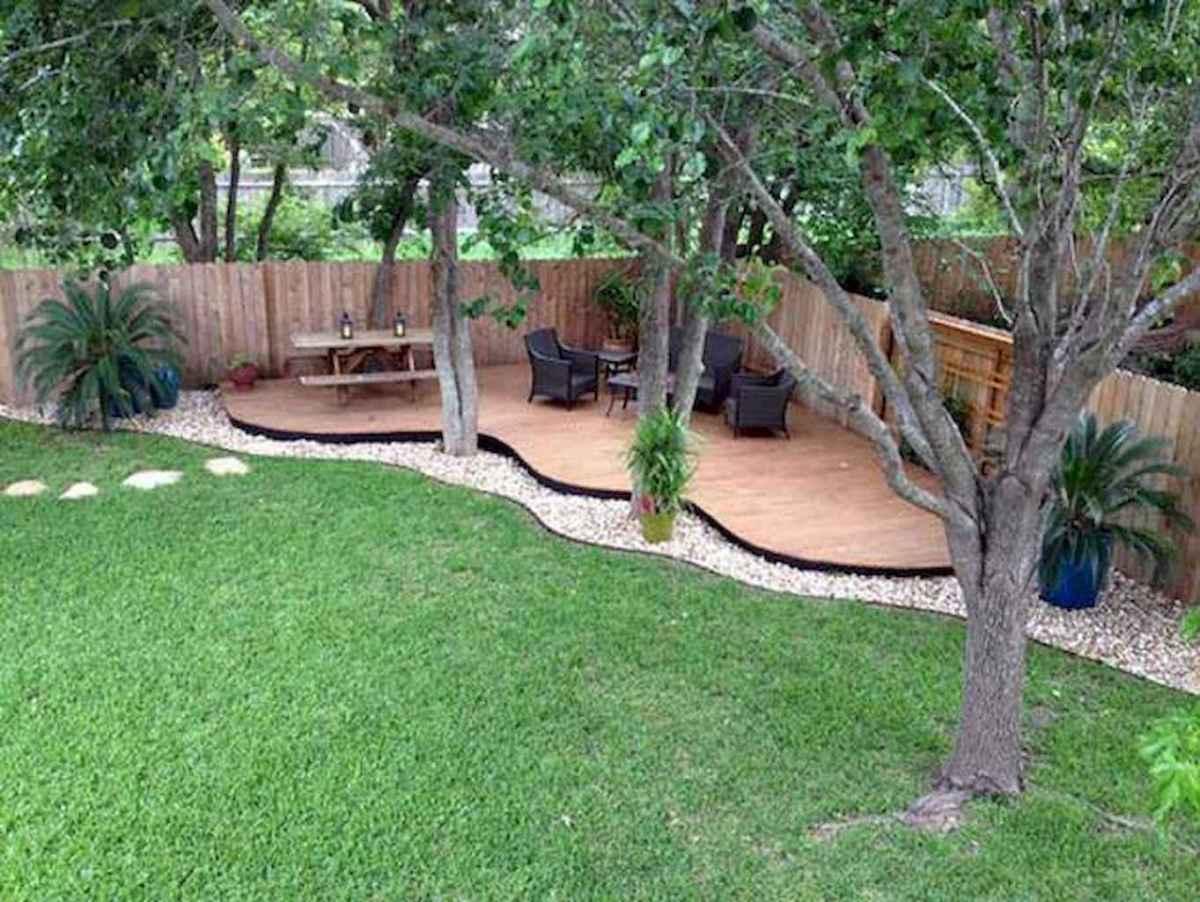 60 Fresh Backyard Landscaping Design Ideas on A Budget (44)