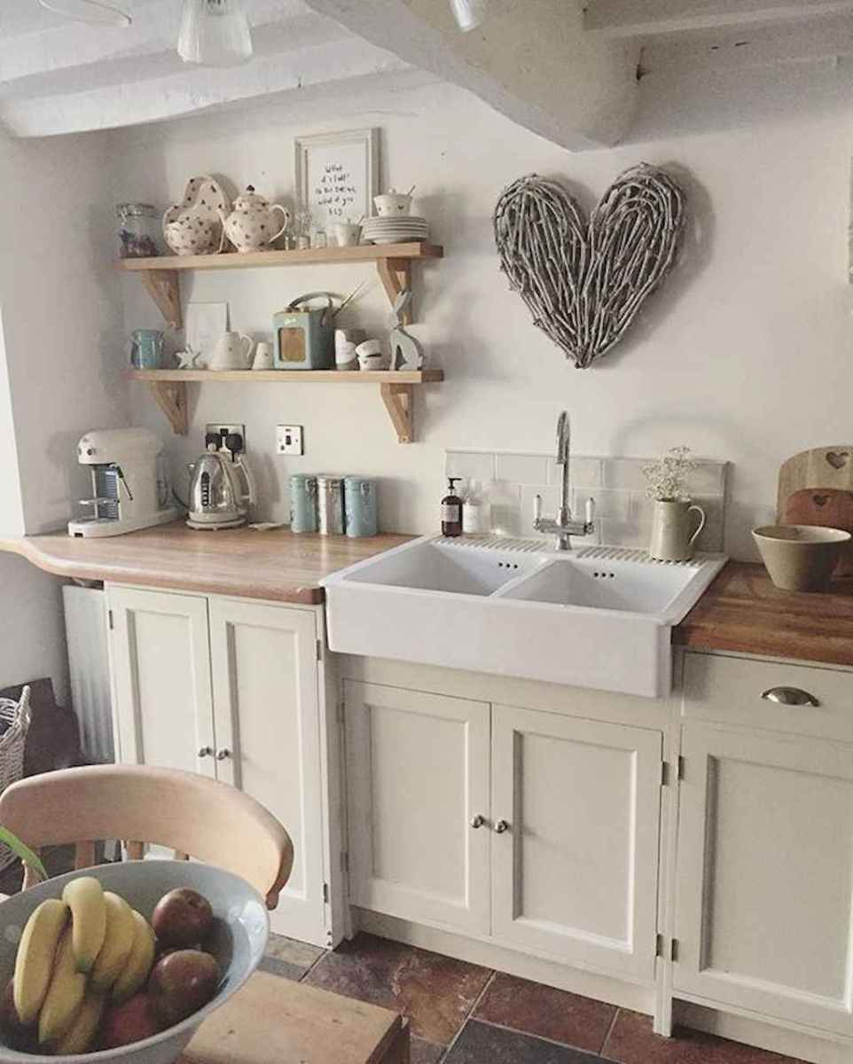 60 Inspiring Rustic Kitchen Decorating Ideas (12)