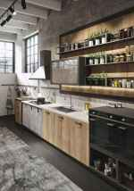 60 Inspiring Rustic Kitchen Decorating Ideas (34)