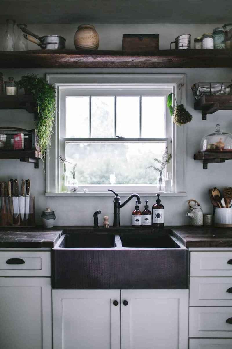 60 Inspiring Rustic Kitchen Decorating Ideas (54)