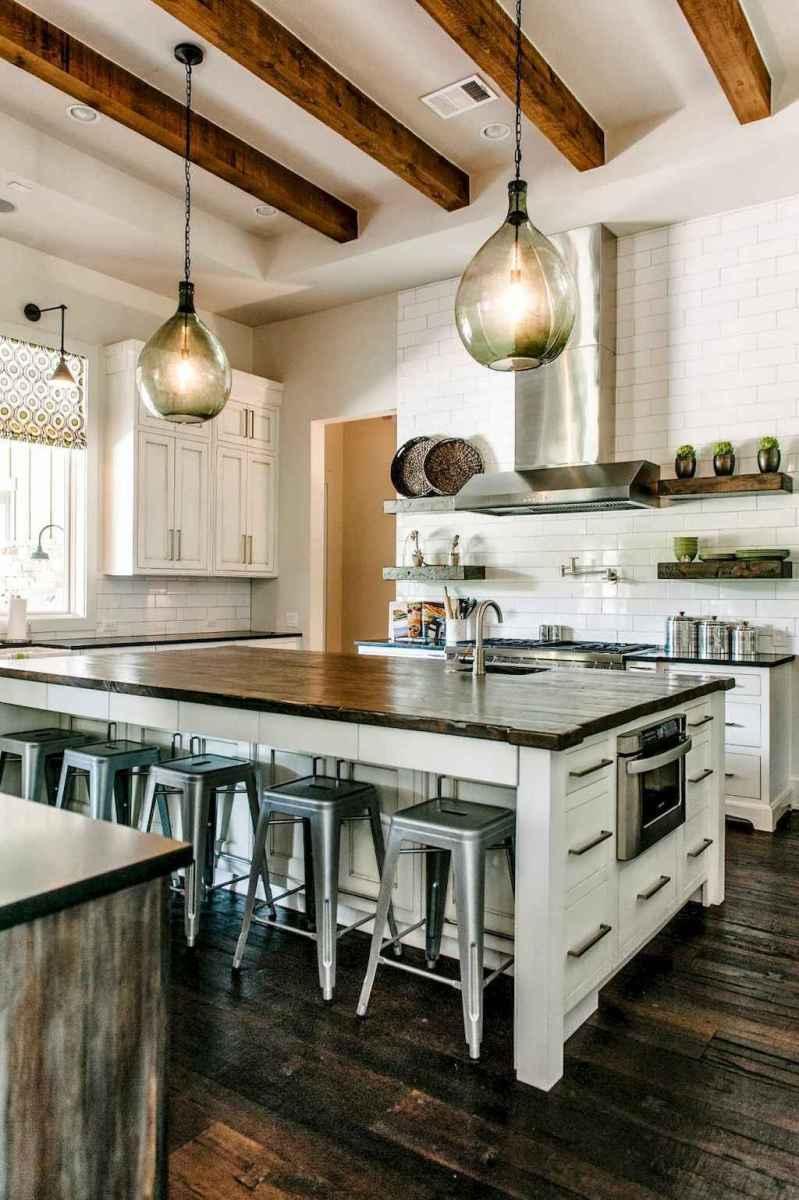 60 Inspiring Rustic Kitchen Decorating Ideas (8)