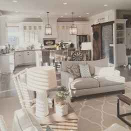 60 Modern Farmhouse Living Room First Apartment Ideas (13)