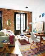 60 Modern Farmhouse Living Room First Apartment Ideas (28)