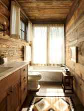 60 Rustic Master Bathroom Remodel Ideas (22)