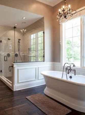 80 Amazing Master Bathroom Remodel Ideas (83)