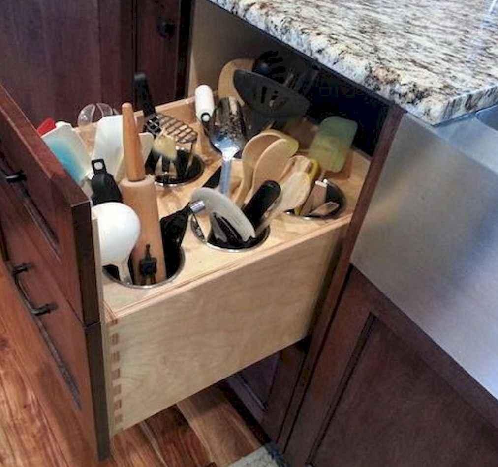 100 Brilliant Kitchen Ideas Organization On A Budget (81)