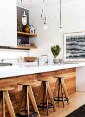 120 Modern Rustic Farmhouse Kitchen Decor Ideas (100)