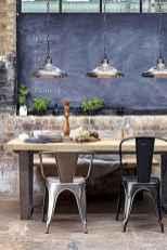 120 Modern Rustic Farmhouse Kitchen Decor Ideas (107)