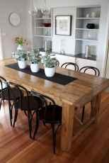 120 Modern Rustic Farmhouse Kitchen Decor Ideas (17)