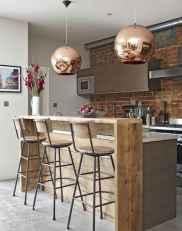 120 Modern Rustic Farmhouse Kitchen Decor Ideas (19)