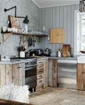 120 Modern Rustic Farmhouse Kitchen Decor Ideas (2)