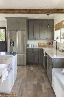 120 Modern Rustic Farmhouse Kitchen Decor Ideas (35)