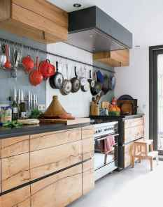 120 Modern Rustic Farmhouse Kitchen Decor Ideas (52)