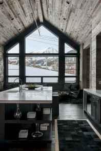 120 Modern Rustic Farmhouse Kitchen Decor Ideas (7)