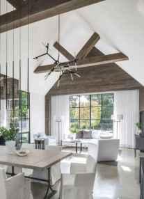 120 Modern Rustic Farmhouse Kitchen Decor Ideas (88)