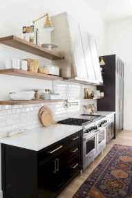 120 Modern Rustic Farmhouse Kitchen Decor Ideas (90)