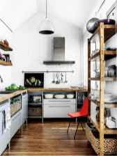 50 Smart Solution Standing Rack Kitchen Decor Ideas (12)