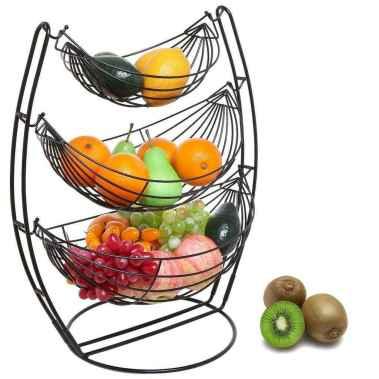50 Smart Solution Standing Rack Kitchen Decor Ideas (25)