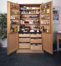 50 Smart Solution Standing Rack Kitchen Decor Ideas (31)