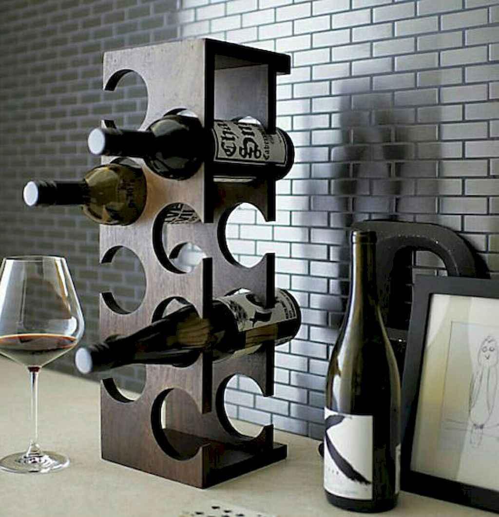 50 Smart Solution Standing Rack Kitchen Decor Ideas (35)