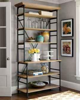 50 Smart Solution Standing Rack Kitchen Decor Ideas (7)