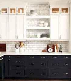 60 Black Kitchen Cabinets Design Ideas (52)