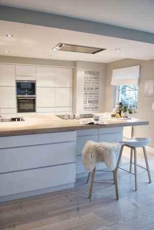 60 Glamorous Scandinavian Kitchen Decor Ideas (45)
