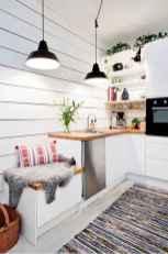 70 Brilliant Small Apartment Kitchen Decor Ideas (55)
