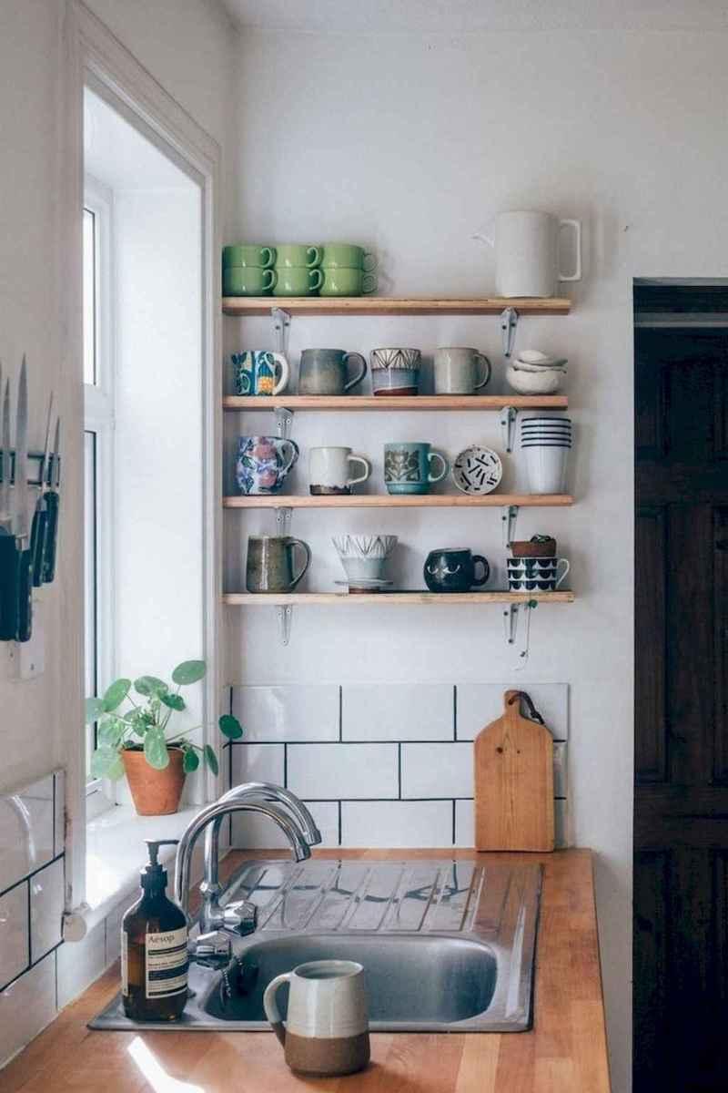 70 Brilliant Small Apartment Kitchen Decor Ideas (68 ...