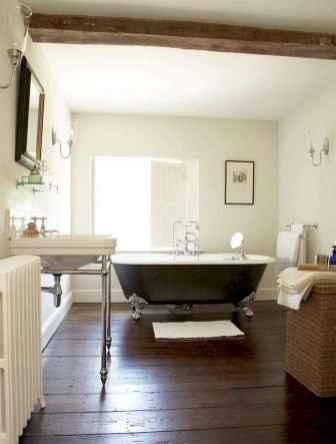 110 Supreme Farmhouse Bathroom Decor Ideas (13)