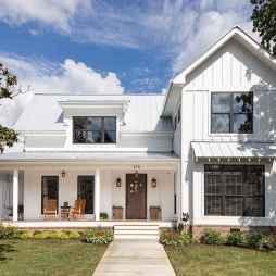 110 Supreme Farmhouse Porch Decor Ideas (31)