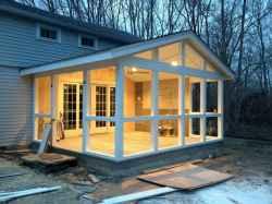 110 Supreme Farmhouse Porch Decor Ideas (40)