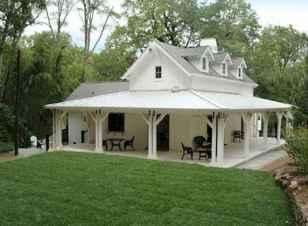 110 Supreme Farmhouse Porch Decor Ideas (61)