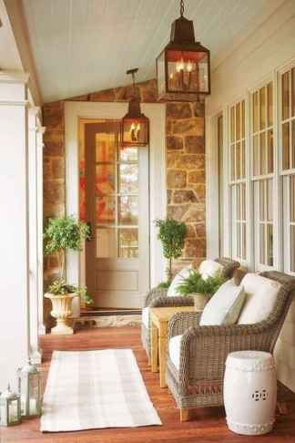 110 Supreme Farmhouse Porch Decor Ideas (63)