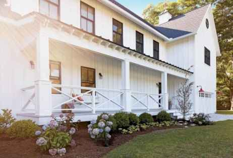 110 Supreme Farmhouse Porch Decor Ideas (79)