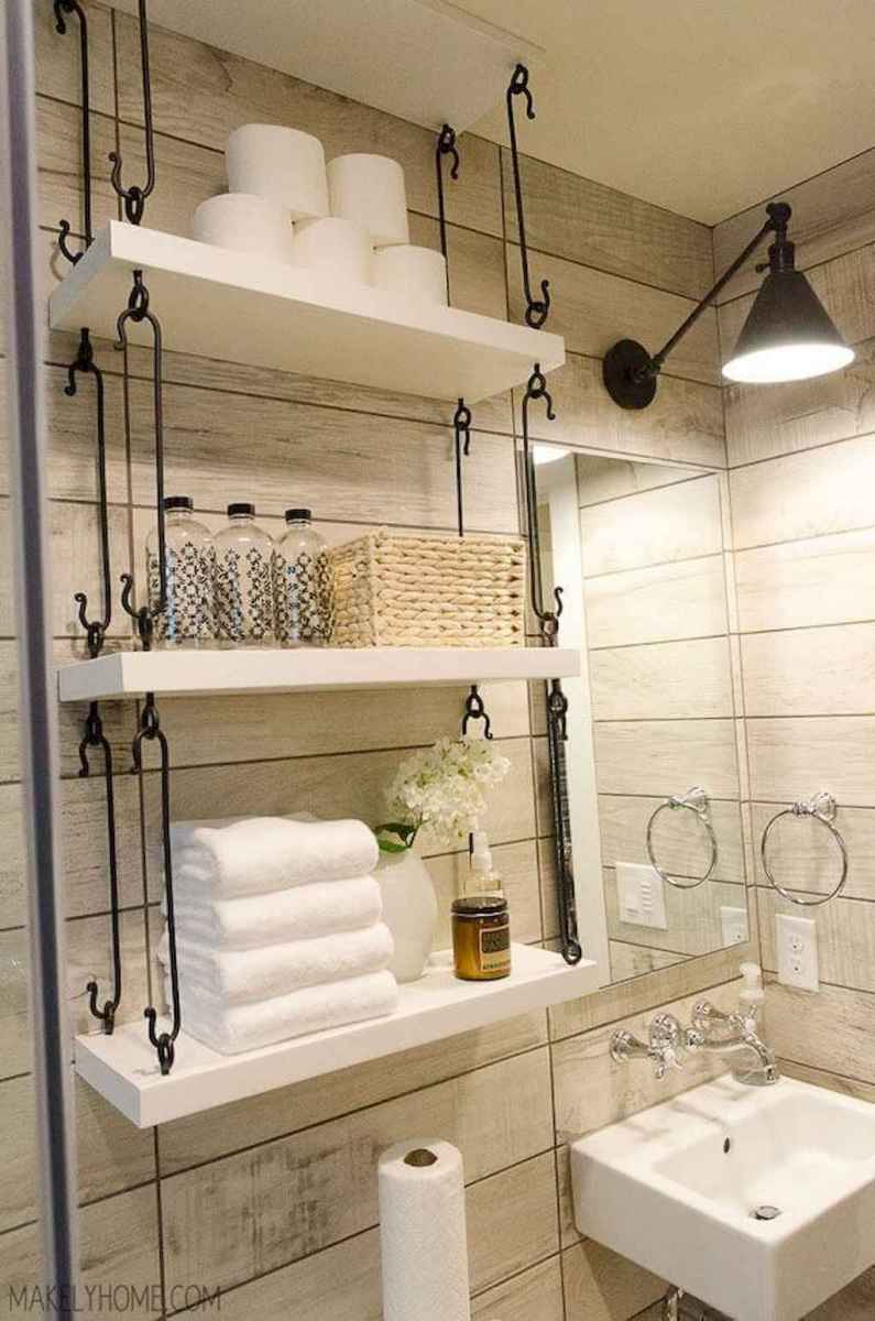 111 Best Small Bathroom Remodel On A Budget For First Apartment Ideas (94)