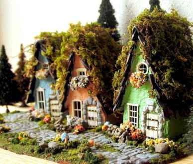 120 Easy And Simply To Try DIY Polymer Clay Fairy Garden Ideas (106)