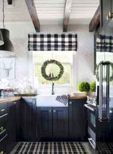 70 Best Farmhouse Kitchen Curtains Decor Ideas (18)
