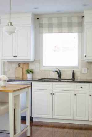 70 Best Farmhouse Kitchen Curtains Decor Ideas (26)
