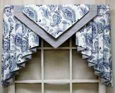 70 Best Farmhouse Kitchen Curtains Decor Ideas (4)