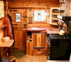 70 Brilliant RV Living Iinterior Remodel Ideas On A Budget (11)
