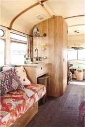 70 Brilliant RV Living Iinterior Remodel Ideas On A Budget (35)