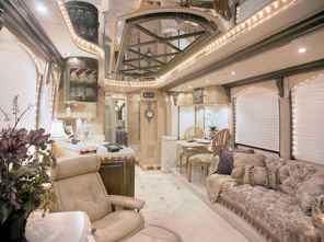 70 Brilliant RV Living Iinterior Remodel Ideas On A Budget (57)