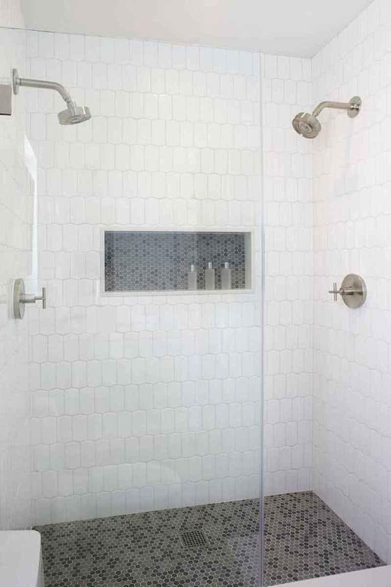 80 Best Farmhouse Tile Shower Ideas Remodel (156)