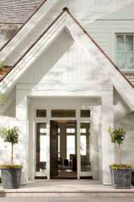 90 Awesome Modern Farmhouse Exterior Design Ideas (19)