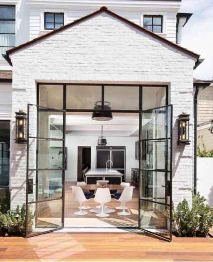 90 Awesome Modern Farmhouse Exterior Design Ideas (23)