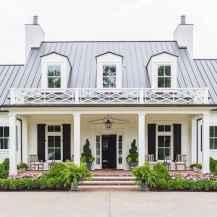 90 Awesome Modern Farmhouse Exterior Design Ideas (33)