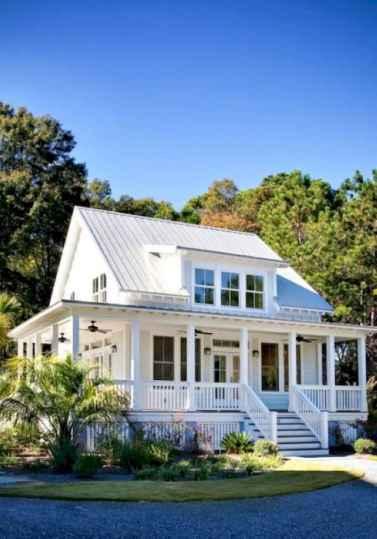 90 Awesome Modern Farmhouse Exterior Design Ideas (37)