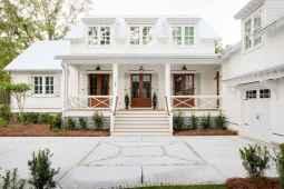 90 Awesome Modern Farmhouse Exterior Design Ideas (40)