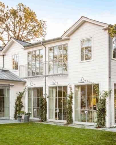 90 Awesome Modern Farmhouse Exterior Design Ideas (59)